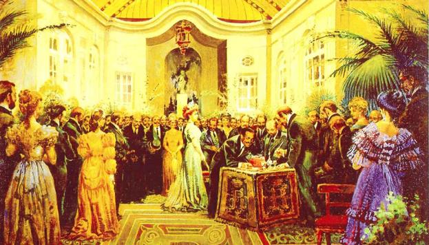 The Belle Époque in the Ritz