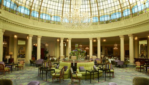 La Rotonda, Palace Hotel