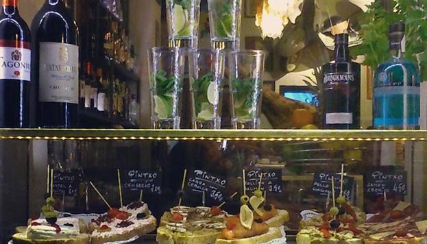 Bar La Martina