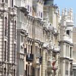 L'architettura di Madrid