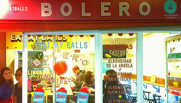Bolero Meatballs