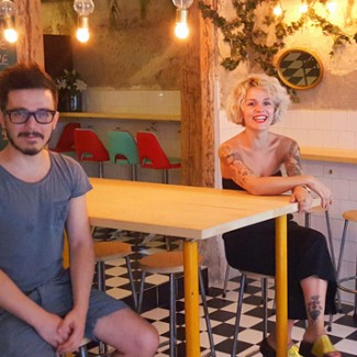 Madrid's Young Food Talent