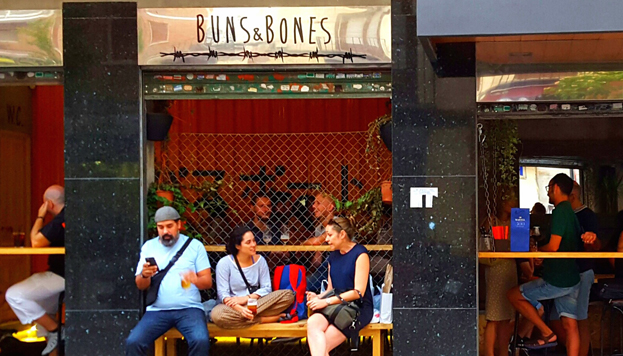 Buns & Bones