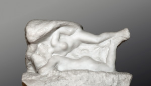 The Dream, c. 1905. Auguste Rodin. © Carmen Thyssen-Bornemisza Collection, on deposit at the Thyssen-Bornemisza Museum.