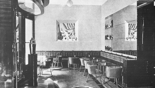 Museo Bar Chicote, as it was in the past (photo: Memoria de Madrid)