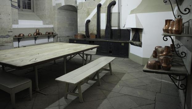 Cocinas del Palacio Real
