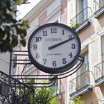 Reloj de la Posada del Peine