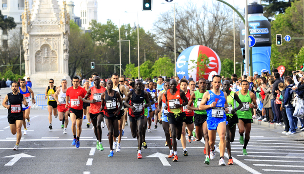 Maratón de Madrid. Próxima edición: 28 de abril