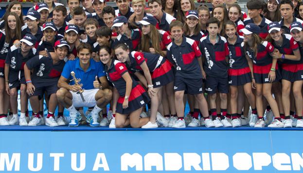 Mutua Madrid Open. Próxima edición: 3-12 de mayo