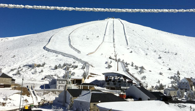 Navacerrada ski resort