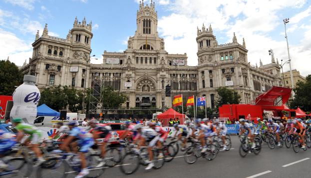 Vuelta Ciclista a España. Etapa Final 2013: 15 de septiembre