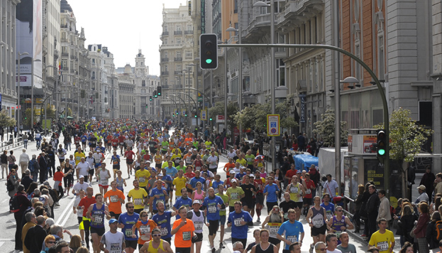 Rock 'n' Roll Madrid Maratón