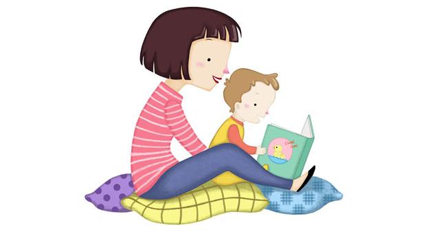 1º Encuentro para Acercar los Bebés a los Libros (Ilustración: Emma Martínez Roselló)