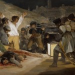 El 2 de mayo según Goya