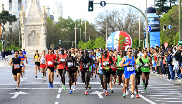 Madryt maraton