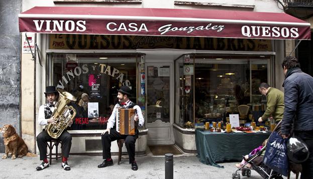 Mercado de las Ranas. Barrio de las Letras