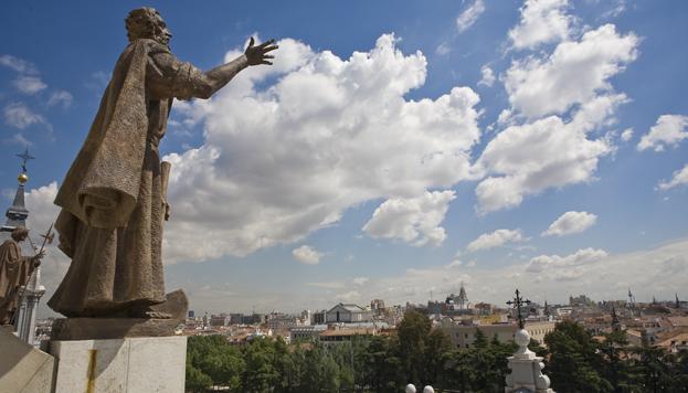 Cúpula de la Catedral de la Almudena