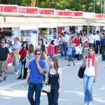 El Retiro y su Feria del Libro