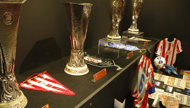 Museo del Atlético de Madrid