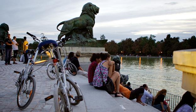 Monumento a Alfonso XII. Parque de El Retiro