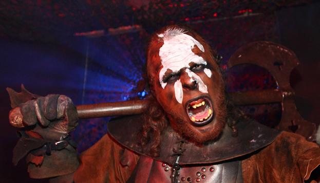 Horror Fest. Parque de Atracciones de Madrid