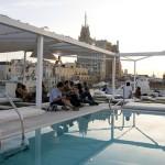 Un baño en Madrid