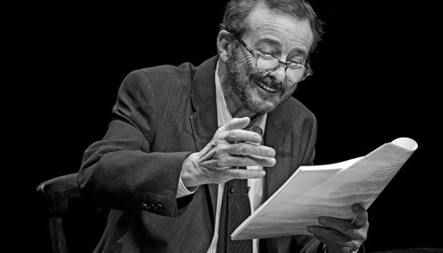 Juan Diego, en La Lengua Madre (Teatro Español)