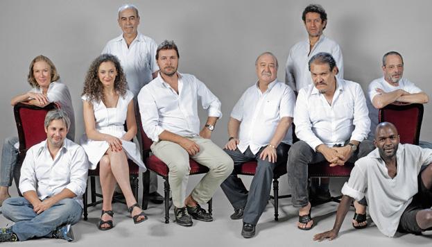 Reparto de Tirano Banderas (Teatro Español)