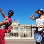 Madrid en segway