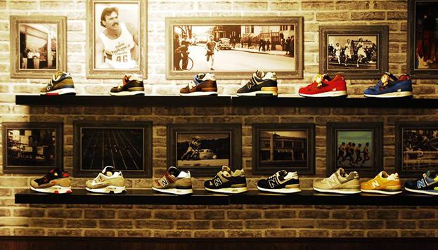 Numbers Sneakers Store