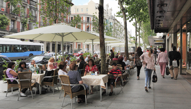 Barrio de Salamanca (©Madrid Destino)