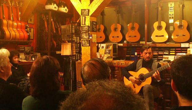 Guitarras Ramírez