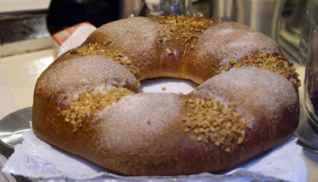 Todo un clásico de Madrid: los roscones de la Antigua Pastelería El Pozo (©Madrid Destino)