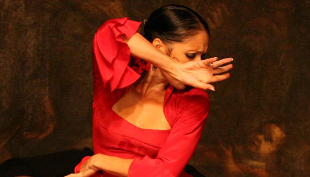 El espectáculo flamenco del Corral de la Morería es pura magia.