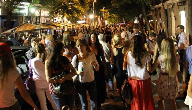 La noche de San Jorge Juan es uno de los eventos estivales más esperados cada año.