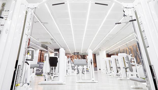 Bienvenidos al Gymage, un resort urbano en pleno centro de Madrid.