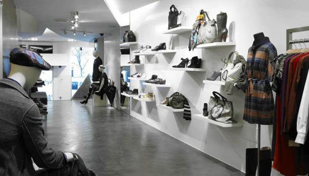 Isolée, en la calle Infantas, fue la primera concept store de Madrid.