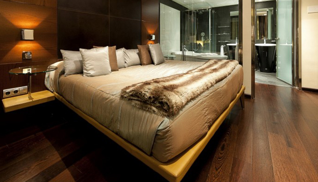Hoteles gay friendly bloggin 39 madrid blog de turismo for Design hotel urban madrid