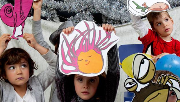 Flamenco Kids. En el Espacio Kideoo, a las 16:00 h el sábado 29 de marzo.