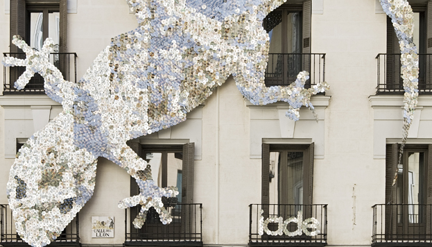 """Madrid vive una """"explosión cultural"""" en torno al interiorismo. Pero, a la vista, también ofrece sorpresas (©José Barea, MD)."""