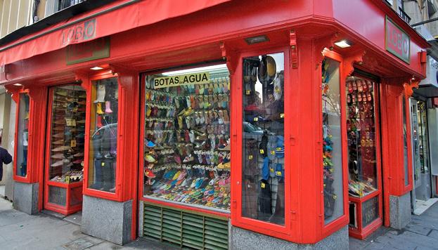 En Madrid hay tiendas genuinamente castizas que siguen teniendo todo el sabor.