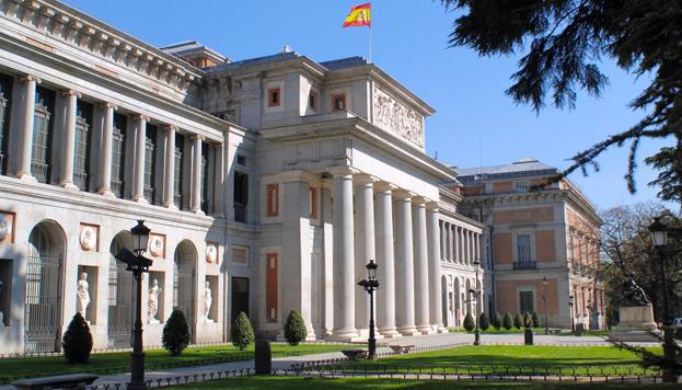 El Museo del Prado es un auténtico tesoro donde vivir el arte del futuro.