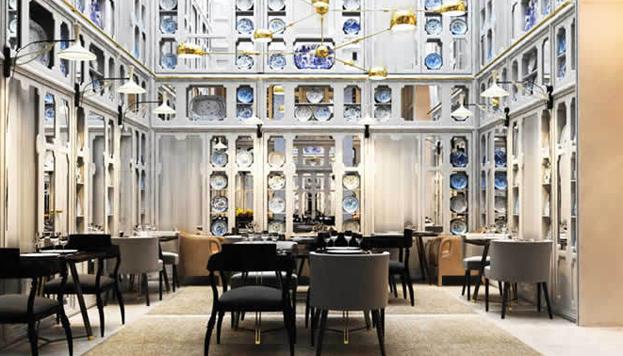 El interior del only you hotel de moda en madrid es for Hotel only you madrid