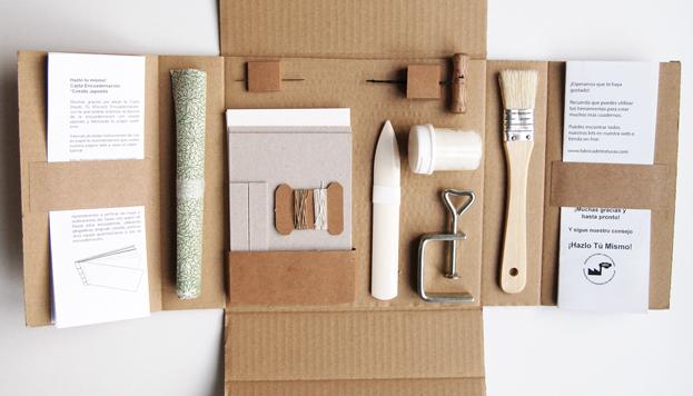 Fábrica de Texturas apuesta por la filosofía do it yourself.
