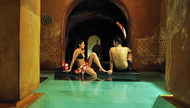 El Hammam Al Andalus es un oasis para el relax en pleno centro de Madrid, a dos pasos de la Plaza Mayor.