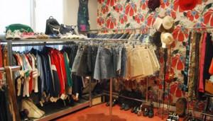 En Magpie se puede encontrar de todo. Es la mejor tienda vintage de Madrid.