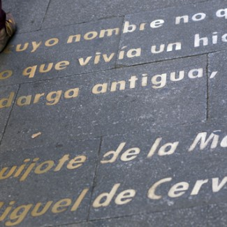 Cervantes en Madrid