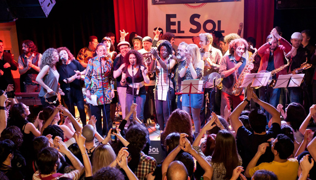 La sala El Sol lleva 36 años ofreciendo la mejor música nacional e internacional.