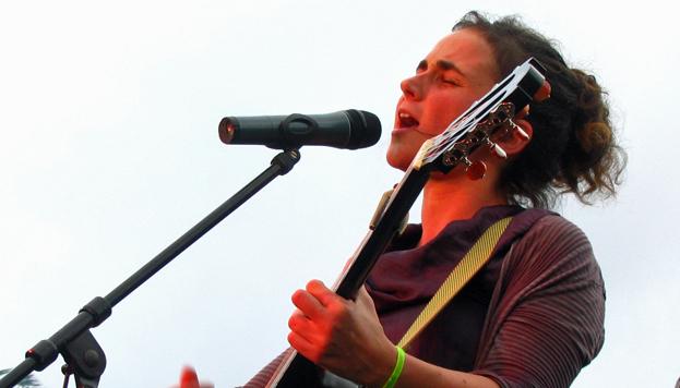 Ida Susal, música intimista en clave acústica, el día 4 de abril en Libertad, 8.