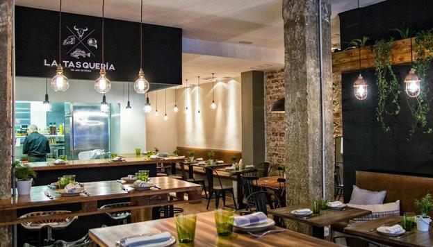 La Tasqueria, en el Barrio de Salamanca, es uno de los restaurantes revelación de la temporada.